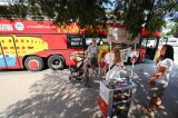 Pula City Tour - promotion stand