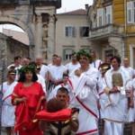 14. Dani antike - Pula Svperiorvm od 11. do 13. lipnja