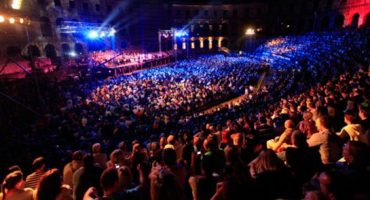 Summer in the Arena: David Gilmour, Renzo Arbore, Tony Cetinski…